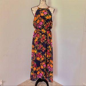 Donna Morgan Floral Maxi Dress